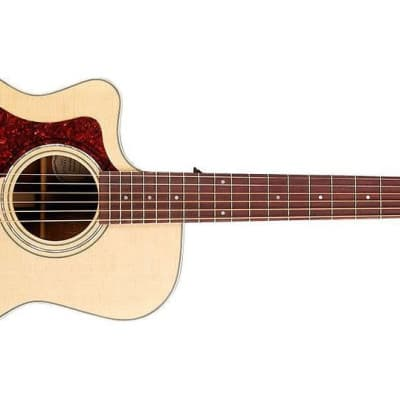 Guild Westerly Collection OM-140LCE Natural 384-2425-821