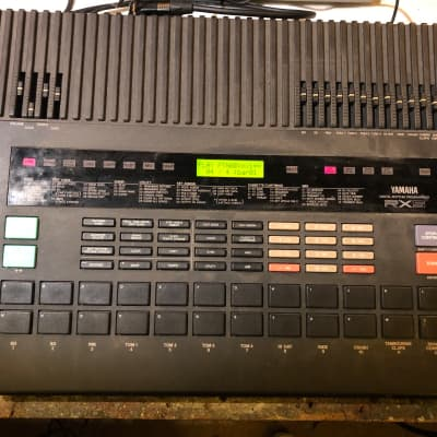Yamaha RX5 Digital Rhythm Programmer Drum Machine