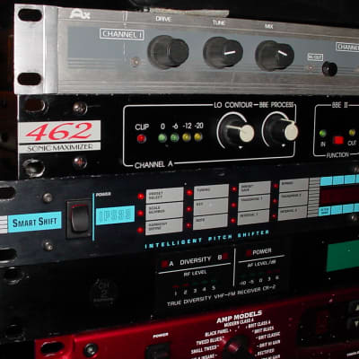 BBE 462 SONIC MAXIMIZER 2014? REFINE YOUR SOUNDS WITH SIZZLE AND POP