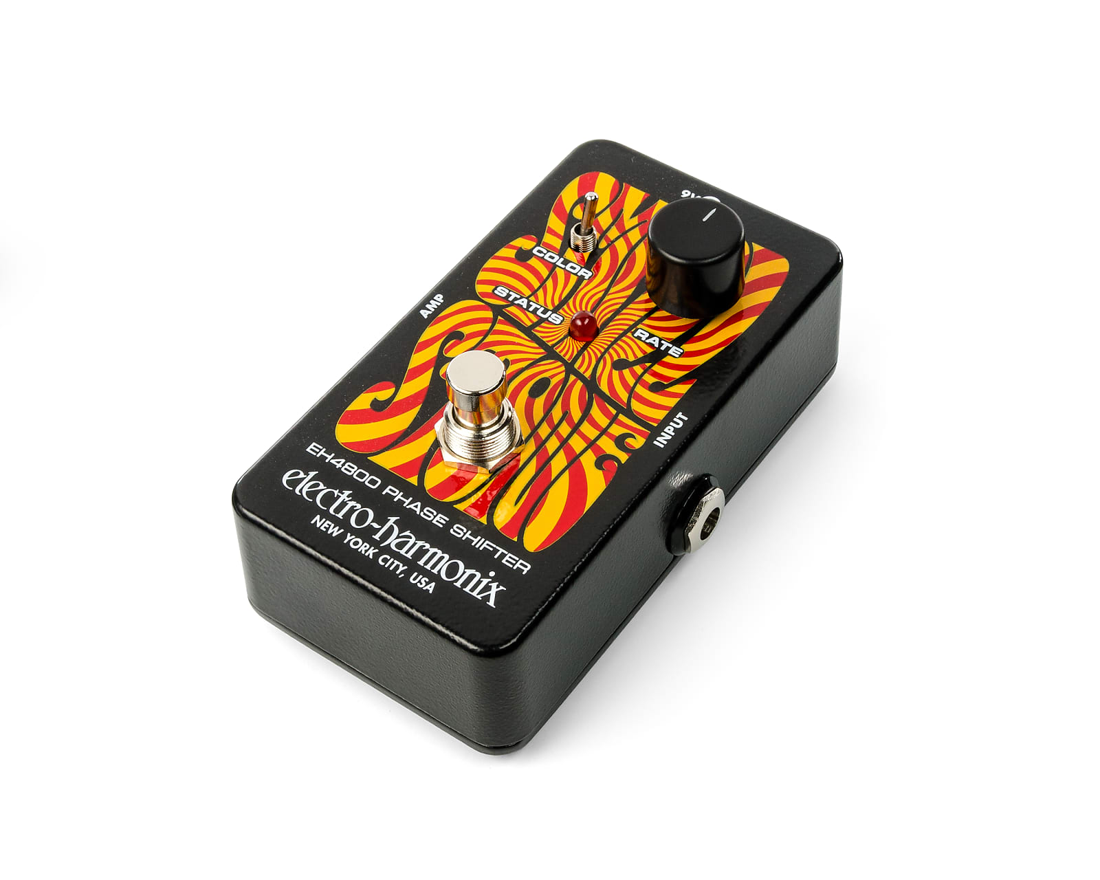 Electro-Harmonix EHX Small Stone Analog Phase Shifter Effects Pedal