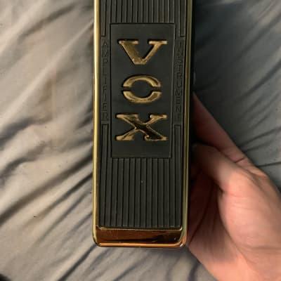 Vox Wah pedal V847G