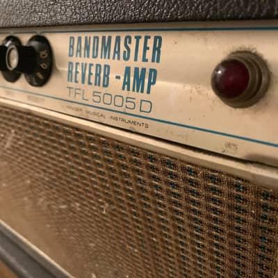 Fender Bandmaster Head & Speaker Cabinet 1968-1969