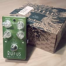 Suhr Rufus Reloaded + Box + 9v battery