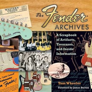 Hal Leonard The Fender Archives 2016