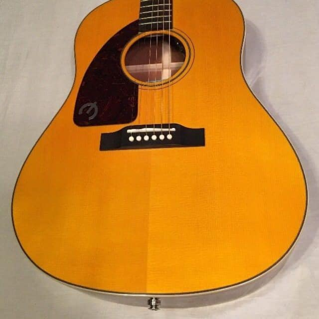 Epiphone FT-79 Left-Handed Acoustic-Electric Guitar Inspired by 1964 Texan Lefty image