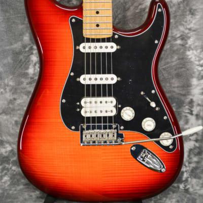 Fender Deluxe Player's Stratocaster 2018 Sunburst for sale