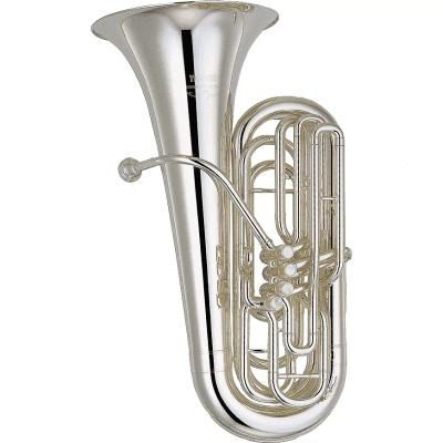 Yamaha YBB-621 Professional 3/4 Bb Tuba