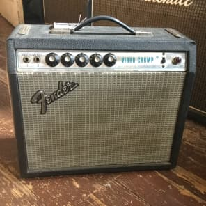 Fender Champ Combo Amplifier circa 1972 for sale