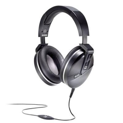 Ultrasone Performance Series 820B Black Mixing Studio Headphones S-Logic + Case
