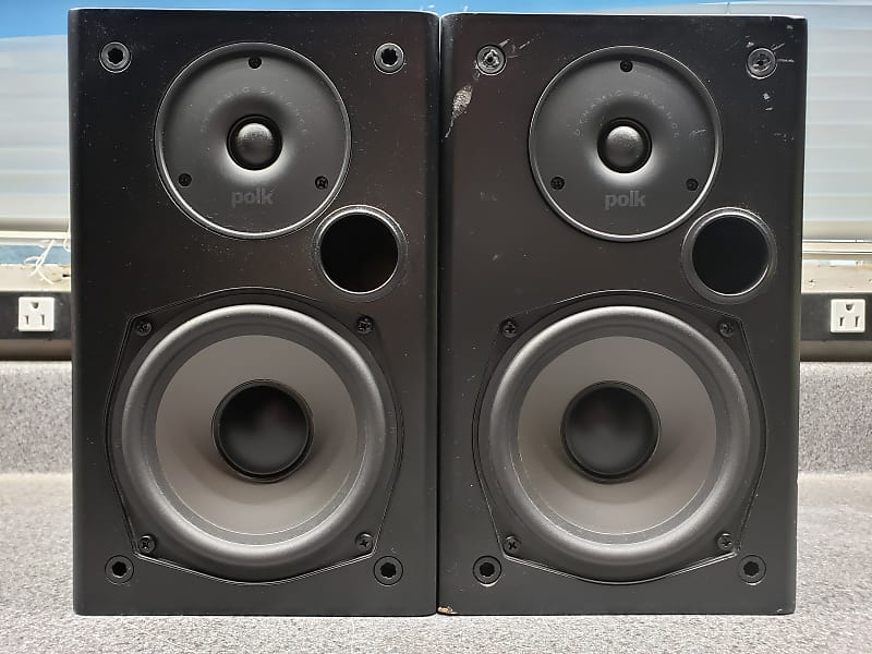 PolkAudio T15 Bookshelf Speakers Sound Great