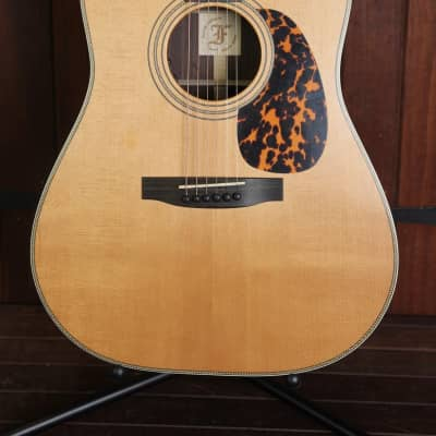 Furch D33 Vintage Series Dreadnought Acoustic-Electric Guitar for sale