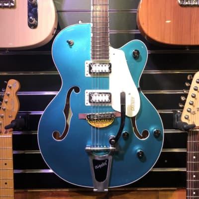 Gretsch G5410T Limited Edition Electromatic Tri-Five Hollow Body Single-Cut Electric Guitar w/ Bigsb