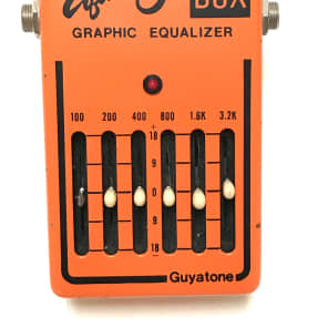 Guyatone PS-105, Equalizer Box, Made In Japan, Late 70's, Guitar Effect Pedal for sale