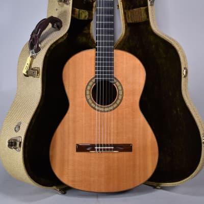 1988 Richard Prenkert No. 50 Classical Guitar w/HSC for sale