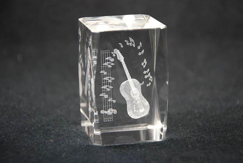 Laser Engraved Crystal - How to Make Sentimental Captions