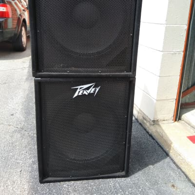 PEAVEY PV-118 Subwoofers 2013/15 Black