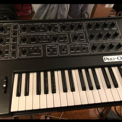 Sequential Circuits Pro One w/Fatar!!!