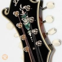 The Loar LM-700 Mandolin 2010s Vintage Sunburst image