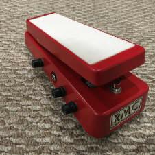 Real McCoy Custom Teese RMC6 Wheels of Fire Wah
