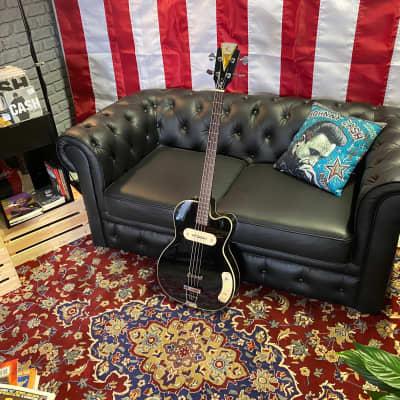 Kay KAY GUITAR K162-VBK 2021 black Limited Edition for sale