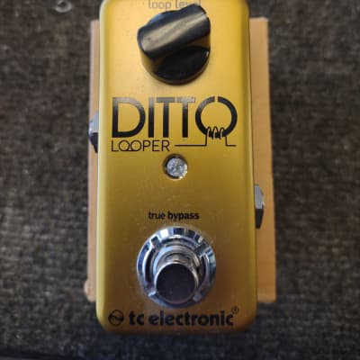 TC Electronic Ditto Looper Limited Edition