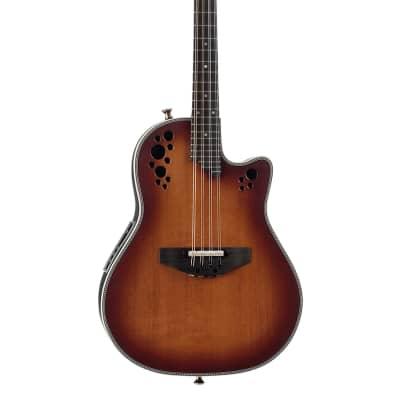 Ovation Americana Collection™ Pro Series Mandolin Distressed Sunburst for sale