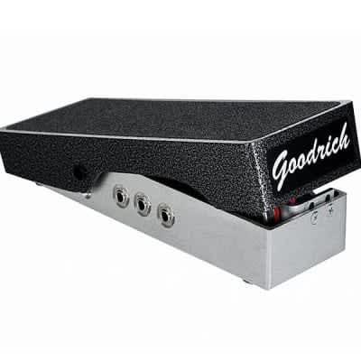 Goodrich Sound H-10k HighTen High Profile Passive Volume Pedal