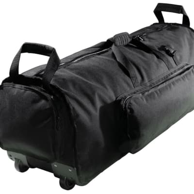 """Kaces KPHD-38W Pro Drum Hardware Bag with Wheels 38"""""""