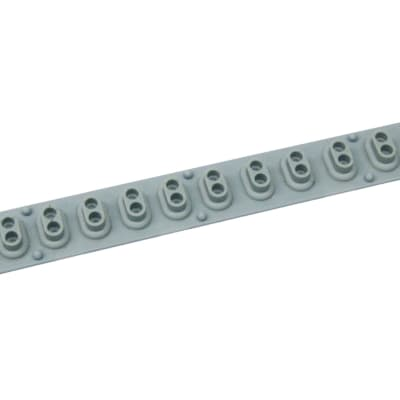 Roland XP-30/50/60/80 12-Note Rubber Keyboard Contact Strip...