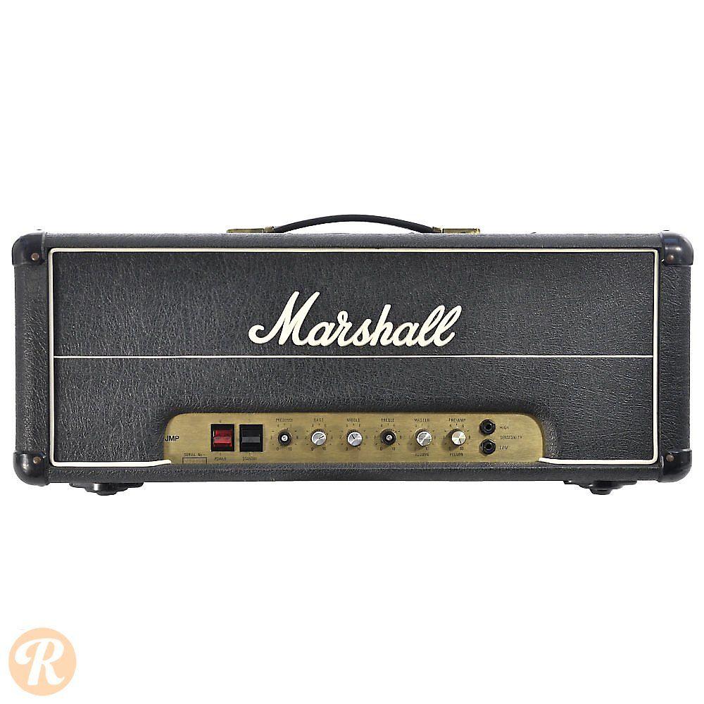 marshall jmp mkii 100 watt 1979 reverb. Black Bedroom Furniture Sets. Home Design Ideas