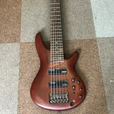 Ibanez SR506BM Electric Bass Brown Mahogany for sale