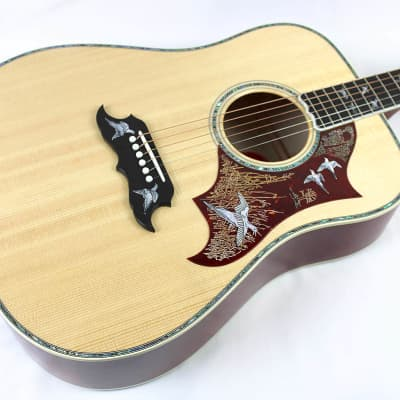 2021 Gibson Acoustic Custom Shop Doves In Flight - Antique Natural for sale