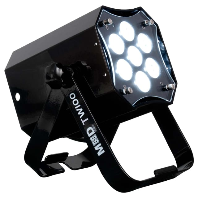 American DJ MOD TW100 Mod Series 7x 15 Watt WW/CW/Amber 4-in-1 LED Par Can Light image
