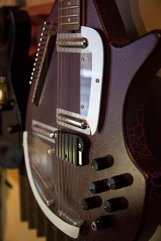 rogue electric sitar guitar str 1 pro triple helix studios reverb. Black Bedroom Furniture Sets. Home Design Ideas