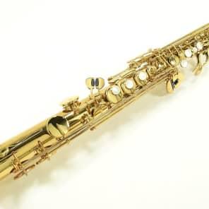 Yamaha YSS-62 Soprano Saxophone
