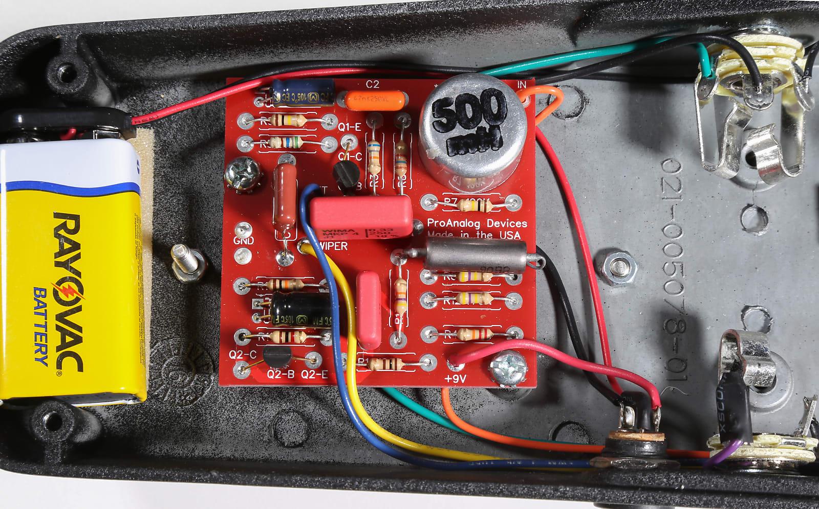 ProAnalog Devices Supa Quack Wah Wah