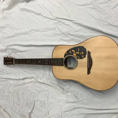 CB ALyn Guitarworks D-38 2020 Natural Satin Nitro for sale