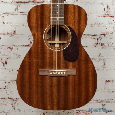Guild M-120E Acoustic/Electric Guitar Natural Mahogany Gloss B-Stock x5231 for sale