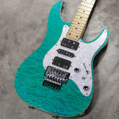 Schecter SD-II-24-AS AQB - Shipping Included*