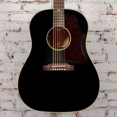 Gibson 50s J-45 Original Acoustic Guitar Ebony x1042