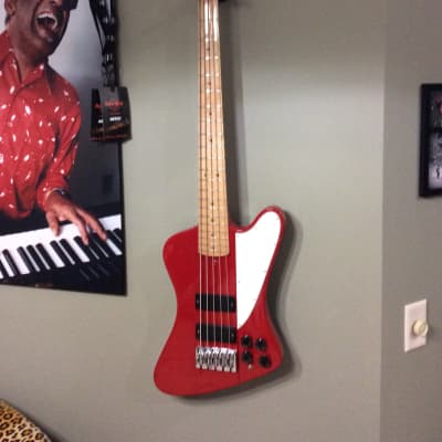 Low End  Thunderbird 5  Red for sale