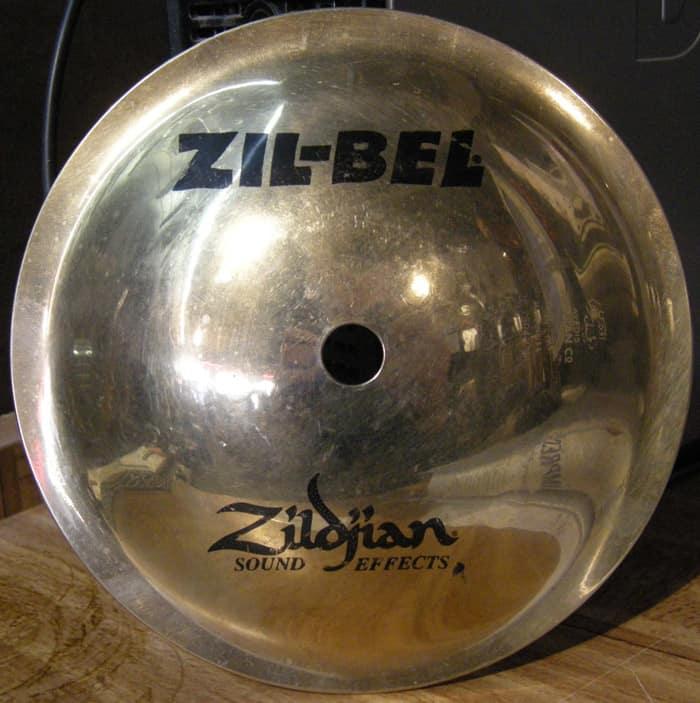 zildjian 6 inch small zil bel brilliant finish sound effects reverb. Black Bedroom Furniture Sets. Home Design Ideas