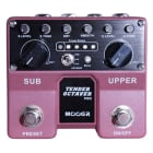 Mooer Audio Twin Series Tender Octaver Pro Guitar Effect Pedal image