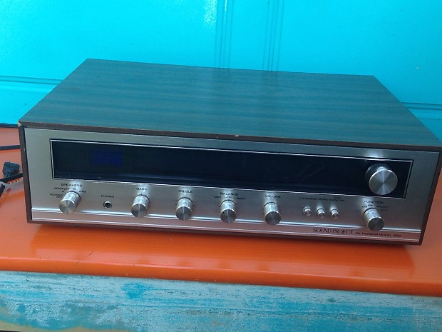 Vintage Pioneer Sound Project Model 300 Sx 300 Stereo