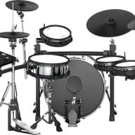 "Roland V-Drums TD-50KS-A Big Kick W/ 22"" BASS DRUM AND KDA22 KICK TRIGGER"