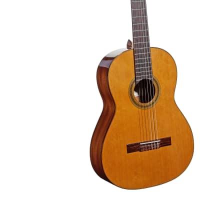 Spanish Classical Guitar VALDEZ MODEL E -  left hand - solid cedar top for sale