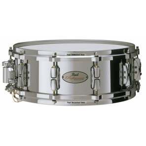 """Pearl RFS1450 Reference 14x5"""" Seamless Steel Snare Drum"""