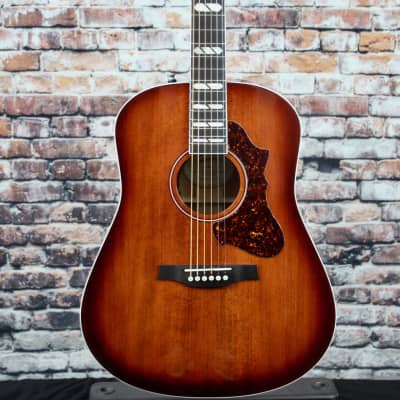 Godin Metropolis LTD Havana Burst HG EQ Guitar