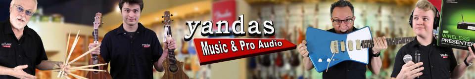 Yanda's Music & Pro Audio