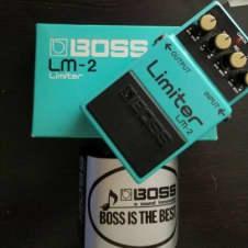 Boss LM-2 Limiter 1987 Japan 1987